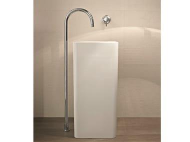 Floor standing washbasin mixer NOSTROMO - D063A/E362B - 9561