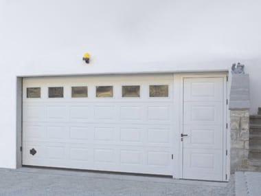 Portone da garage sezionale IRIS