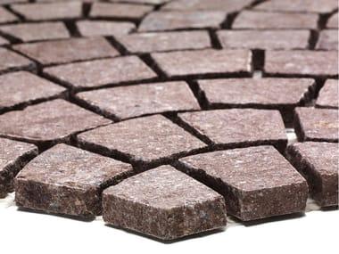 Porphyry outdoor floor tiles PORFIDO R1 | Outdoor floor tiles