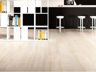 Pavimento/rivestimento in gres porcellanato effetto legno LEGNI HIGH-TECH | Rovere Sabbia