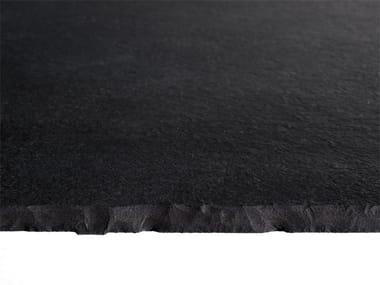 Pavimento in gres porcellanato effetto pietra GREENSTONE - CADAPPA BLACK