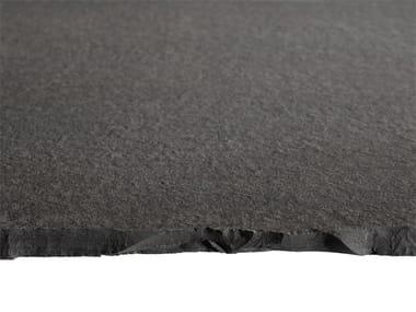 Pavimento in gres porcellanato effetto pietra GREENSTONE - ARDESIA ANTRACITE
