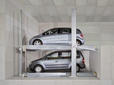 Automatic parking systems PARKLIFT 430