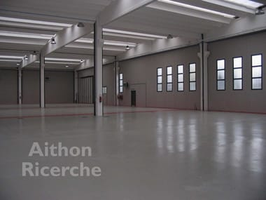 Intumescent coating for concrete structures AITHON A90 H