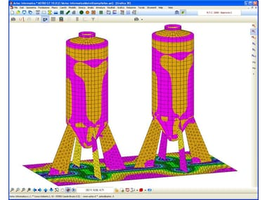 STRUCTURAL CALCULATION GEOTECHNICAL ASTRO GT