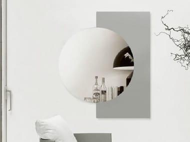 Round wall-mounted mirror LUNA