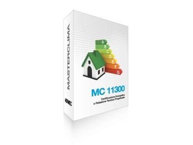 Energy certification MC Impianti 11300 by Aermec
