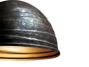 Lampada a sospensione in alluminio BABELE