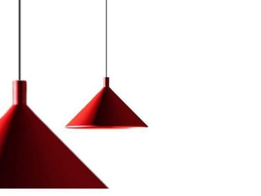 Direct light pendant lamp CONO