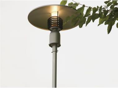 LED aluminium garden lamp post DUEMILADUECENTOCINQUANTA