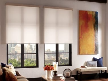 Electric dimming roller blind QMOTION® | Electric roller blind