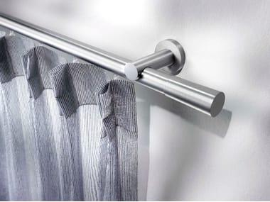 Contemporary style aluminium curtain rod ANTILIA