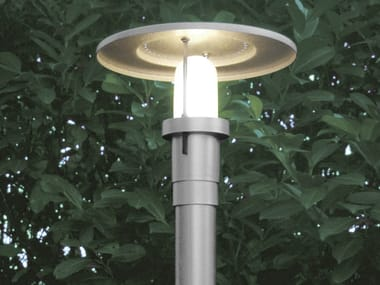 Resin garden lamp post SISTEMA POLO | Garden lamp post