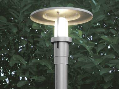 Lampione da giardino in resina SISTEMA POLO | Lampione da giardino