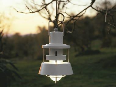 Lampada a sospensione per esterno in resina e alluminio SISTEMA POLO | Lampada a sospensione per esterno