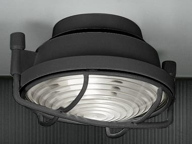 LED Outdoor ceiling lamp SISTEMA OUT | Outdoor ceiling lamp