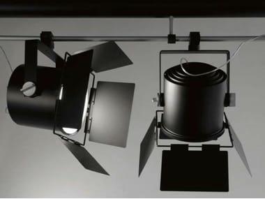 Illuminazione a binario a LED in alluminio SISTEMA SPOTTÒ   Illuminazione a binario