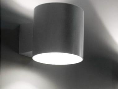 Lampada da parete a luce diretta e indiretta TUBE