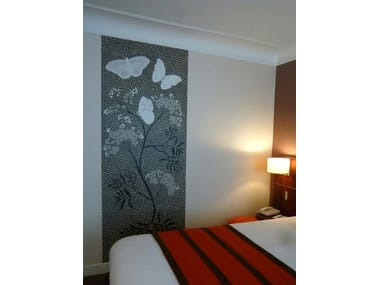 Wallpaper strip BUTTERFLY