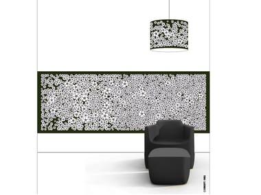 Wallpaper strip CHAMP DE FLEURS