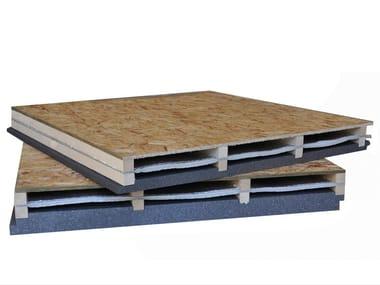 Ventilated roof system OVER-FOIL SPLENDIDO
