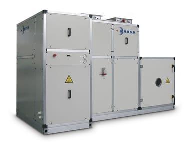 Dehumidifier DAESY-DRESY-DTESY-DEESY 108÷2140