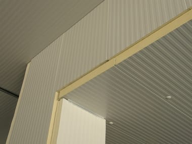 Sandwich panel ISOSYSTEM WSJ