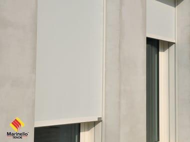 Tenda da sole a caduta in PVC NASSAU 85 INCASSO