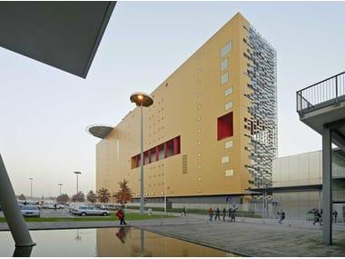 Ventilated facade SWISSPEARL®