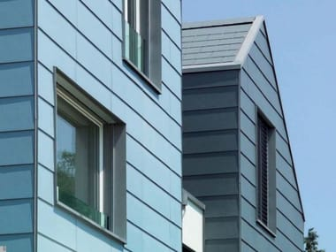 Dry-laid cement and fibre cement sheet CLINAR CLIP