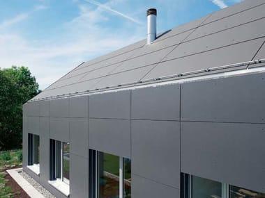 Pannello e lastra di copertura in cemento fibrorinforzato INTEGRAL PLAN