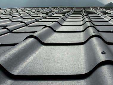 Pannello e lastra di copertura in cemento fibrorinforzato STRUCTA CASA