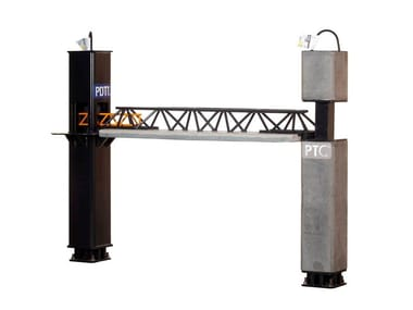 Mixed steel-concrete beam and column NPS® SYSTEM