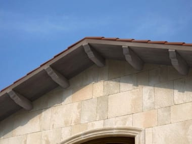 Concrete ledge Corbels