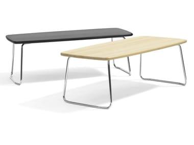 Tavolino rettangolare DUNDRA | Tavolino