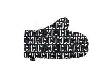 Cotton oven glove H55 | Oven glove