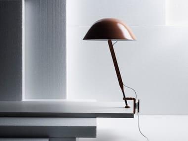 Lampada da tavolo in alluminio W103C