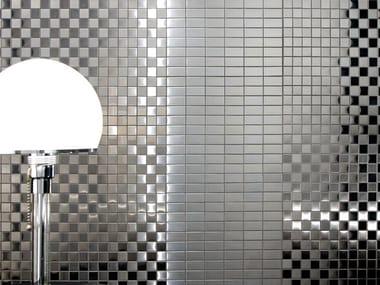 Metal mosaic E'METALLO