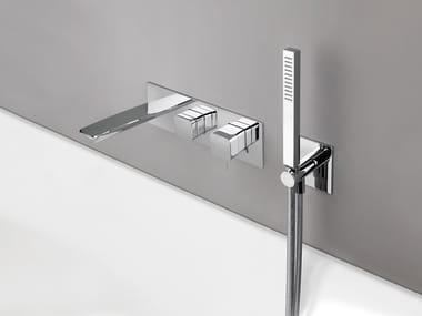 Miscelatore per doccia / vasca con deviatore KING