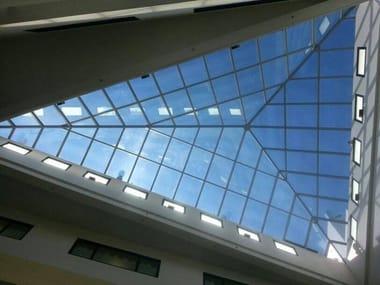 Pellicola per policarbonato a controllo solare da esterno XTRM Polyzone Skylite 20X