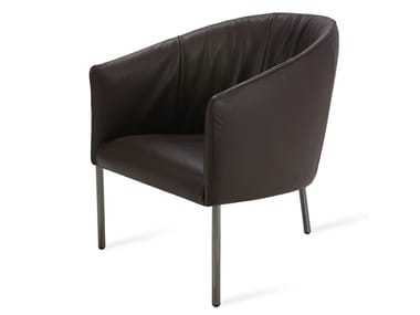 Upholstered armchair RUMBA JR-9990