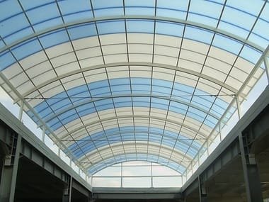 Translucent multiwall polycarbonate ARCOPLUS® 684-6104-6124