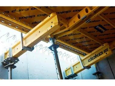 Formwork and formwork system for concrete DOKADEK 30