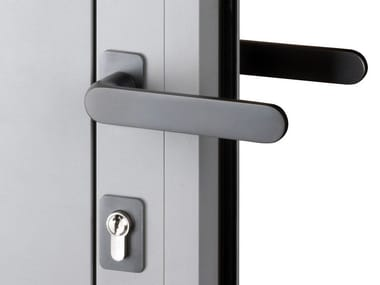Stainless steel window and door handle Purity™