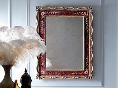 Wall-mounted framed mirror 2471 | Mirror