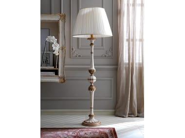 Lampada da terra in stile classico 1712 | Lampada da terra