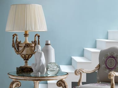 Classic style table lamp 1717 | Table lamp
