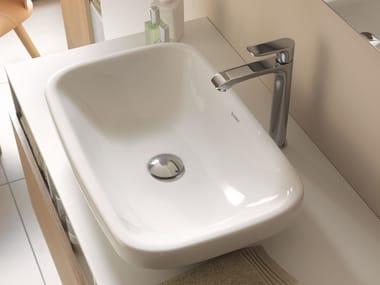 Vasque à poser en céramique DURASTYLE | Vasque à poser