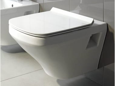 Wall-hung ceramic toilet DURASTYLE | Wall-hung toilet