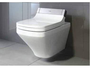 WC suspendu en céramique DURASTYLE | WC suspendu